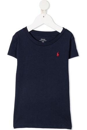 Ralph Lauren Embroidered-logo cotton T-Shirt