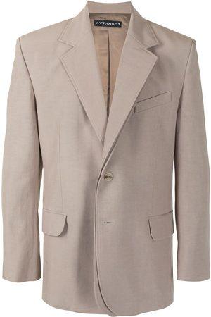 Y / PROJECT Boxy-cut blazer