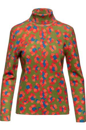 Aztech Matterhorn leopard-print jumper