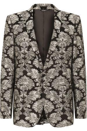 Dolce & Gabbana Jacquard-woven suit