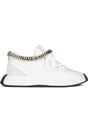 Giuseppe Zanotti Chain-trim sneakers