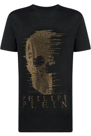 Philipp Plein Skull studded T-shirt