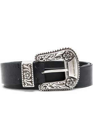 Golden Goose Western-inspired buckled belt