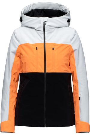 Aztech Ajax color-block puffer jacket