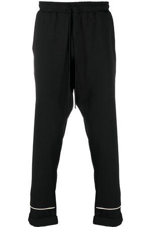 Alchemy Straight-leg pyjama trousers