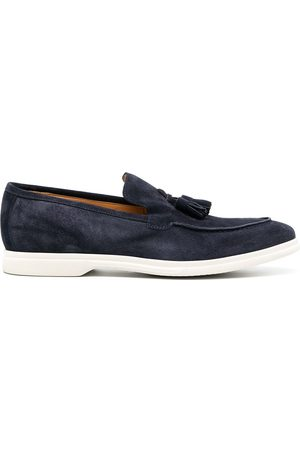 ELEVENTY Tassel-detail loafers