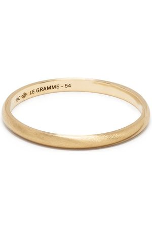 Le Gramme Polished bangle ring