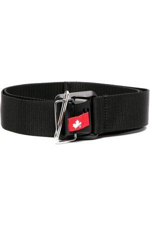 Dsquared2 Logo-patch belt