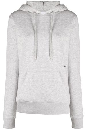 Soulland Wilme drawstring hoodie - Grey