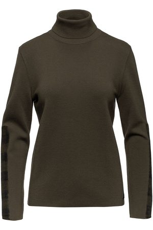 Aztech Matterhorn roll-neck jumper