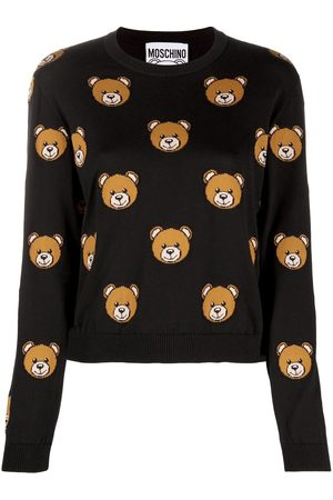 Moschino Bear-motif jumper