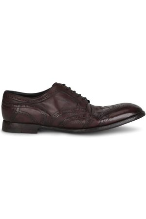 Dolce & Gabbana Leather Derby brogues