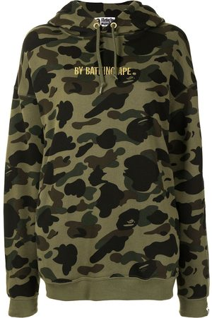 A Bathing Ape Camouflage-print hoodie