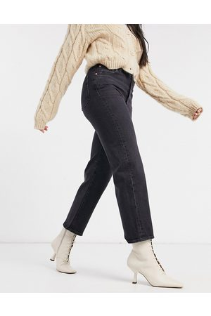 Levi's Ribcage straight leg ankle grazer jeans in
