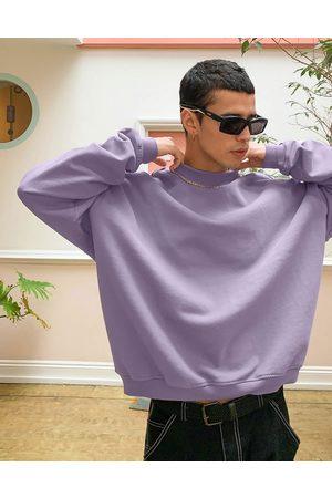 Jaded London Oversized garment dyed sweatshirt in