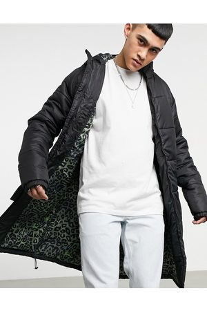 WeSC Long puffer coat