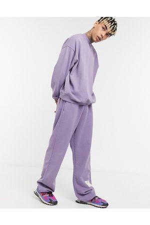 Jaded London Garment dyed sweatpants in