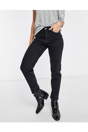 Only Erica slim straight leg jeans in