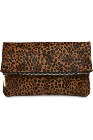 Whistles Chapel Large Foldover Clutch