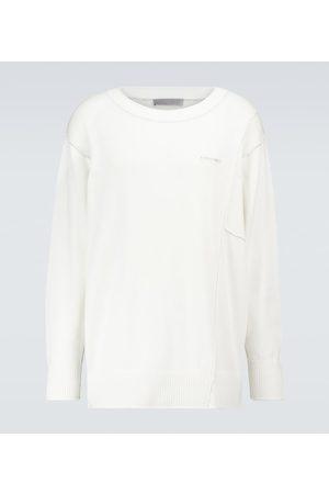 A-cold-wall* Stonewashed crewneck sweatshirt