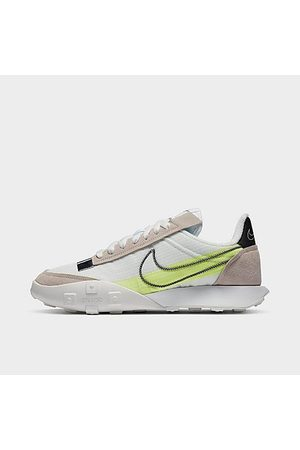 Nike Women Loafers - Women's Waffle Racer 2X Casual Shoes in /Summit