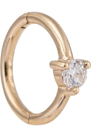 JACQUIE AICHE 14kt single earring with diamonds