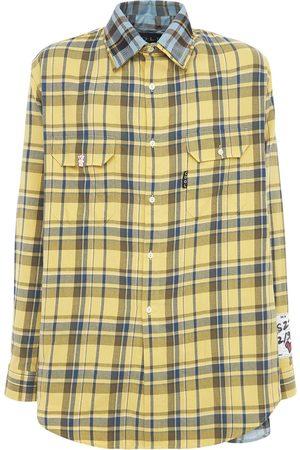 COOL TM Oversize Reversible Cotton Shirt