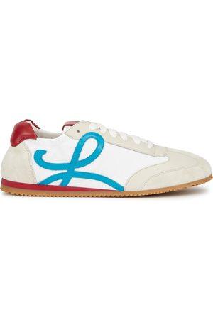 Loewe Ballet Runner panelled sneakers