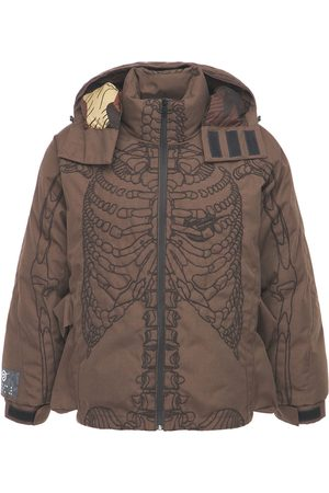 Formy Studio Ultrasound Embroidered Puffer Jacket