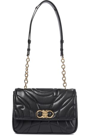 Salvatore Ferragamo Quilted leather shoulder bag