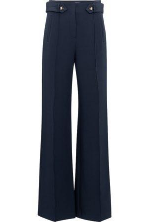 VERONICA BEARD Roshni high-rise wide-leg pants