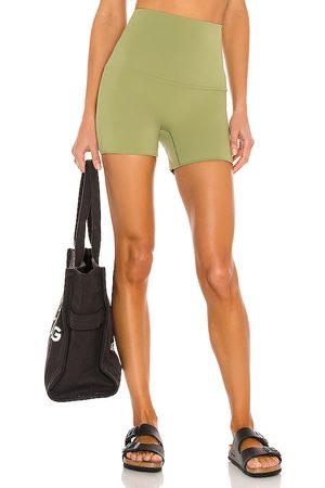 It's Now Cool Contour Boy Short Bikini Bottom in Olive.