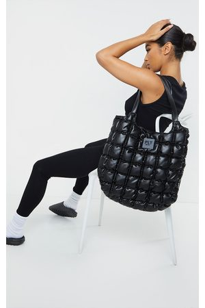 PRETTYLITTLETHING Padded Tote Bag