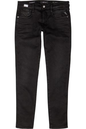 Replay Men Slim - Anbass Hyperflex Clouds slim-leg jeans