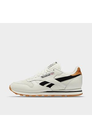 Reebok Men's Classic Leather Vintage Casual Shoes in /Chalk