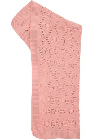 Gucci Girls Scarves - Cotton Tricot Scarf