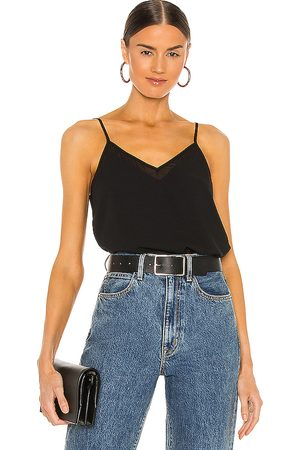 1. STATE Sheer Inset Cami in .