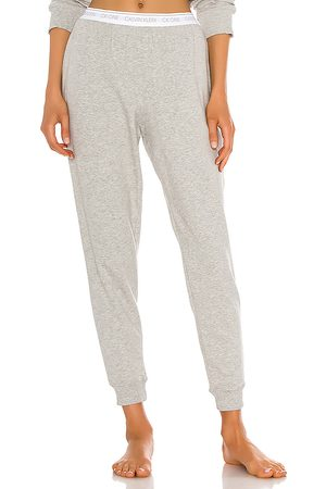 Calvin Klein One Basic Lounge Sweatpant in Grey.