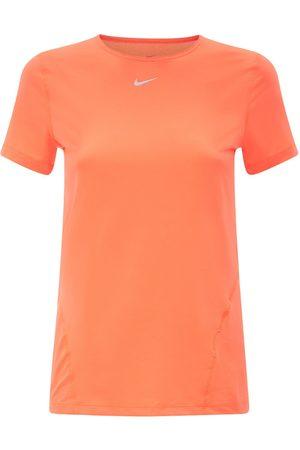 Nike Women T-shirts - Mesh T-shirt