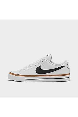 Nike Men's Court Legacy Leather Casual Shoes in /