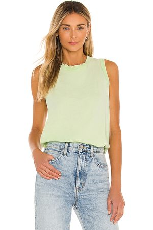 Electric & Rose Marley Tank in Green.