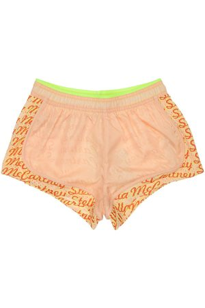 Stella McCartney Active Shorts W/ Airtex Inserts