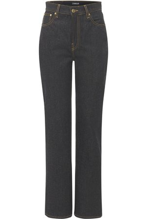 Jacquemus Women High Waisted - Le De Nimes High Waist Flare Jeans