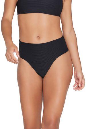 L*Space Women's Desi High Waist Bikini Bottoms