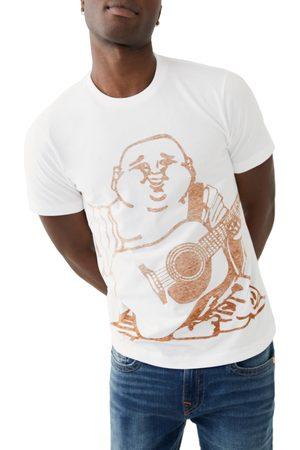 True Religion Men's Buddha Graphic Tee