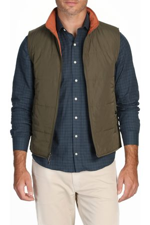 ALTON LANE Men's Mcfly Water Resistant Reversible Vest