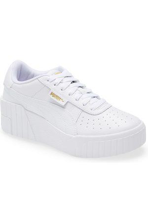 PUMA Women's Cali Wedge Sneaker
