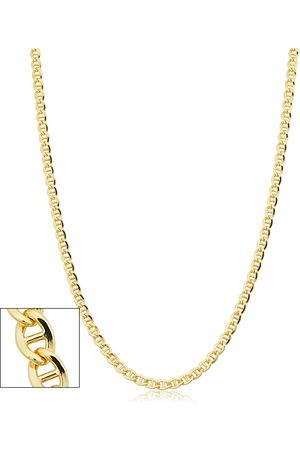 SuperJeweler 3.4mm Mariner Link Chain Necklace