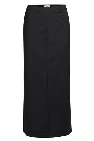 The Row Women Midi Skirts - Pol Skirt in Wool and Silk