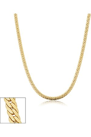 SuperJeweler 3.9mm Bombay Curb Link Chain Necklace